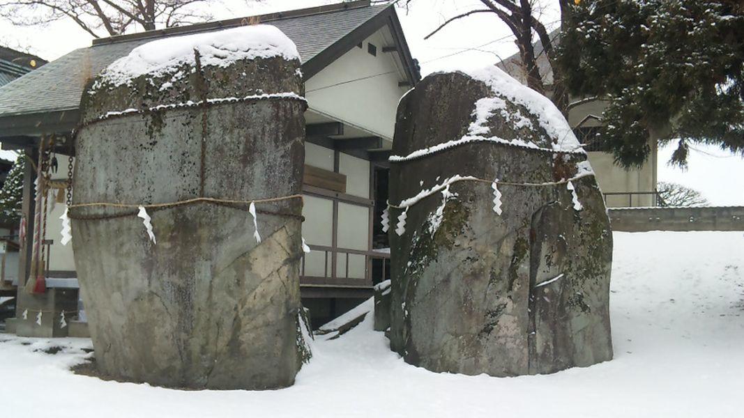 パワースポット 三ツ石神社3