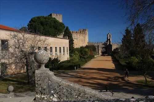 ポルトガルの旅(その13)、世界遺産のキリスト修道院