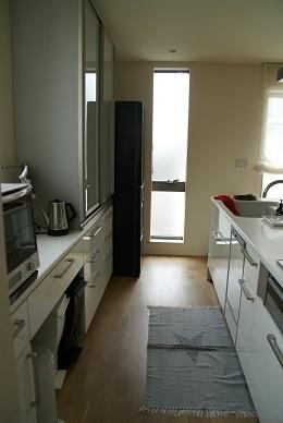 キッチン背面3
