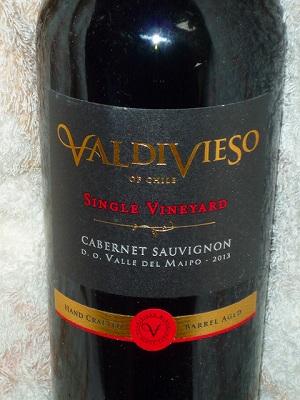 Vina Valdivieso Single Vineyard Maipo Reserva CS 2013.jpg