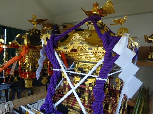 宮神輿の締め込み! | 大分くんの日記☆ - 楽天ブログ