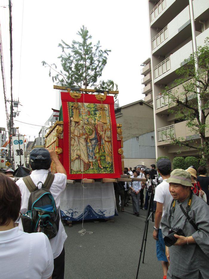 パワースポット 京都 祇園祭 山鉾3