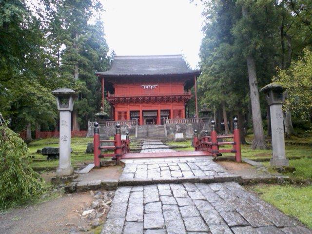 岩木山神社 全