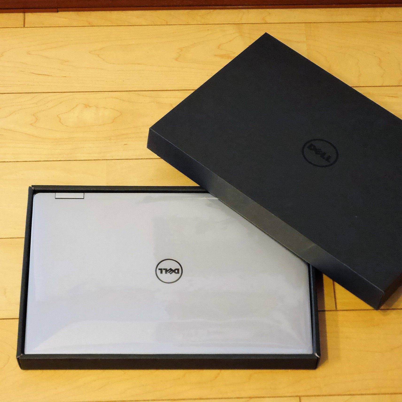 Dell_XPS_パッケージ