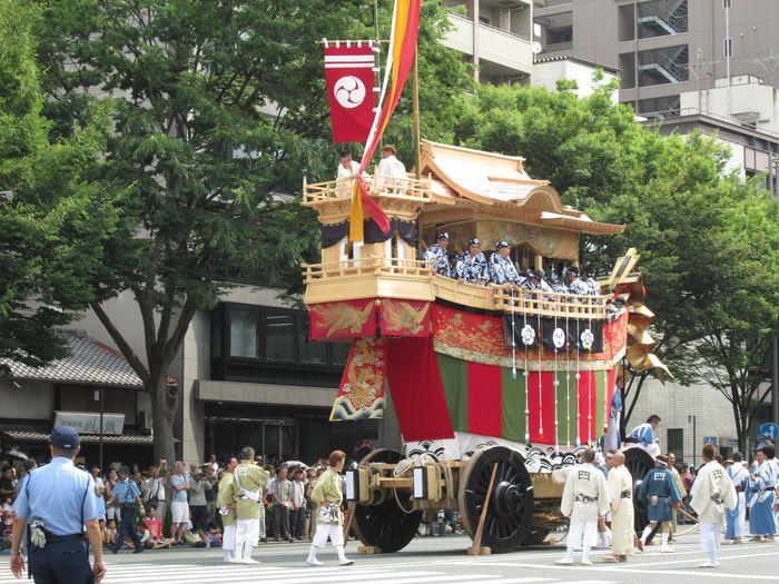 パワースポット 京都 祇園祭 大船鉾