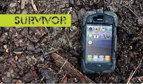 サバイバー i-phoneケース