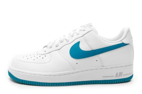 White-Tropical Teal-Wolf Grey