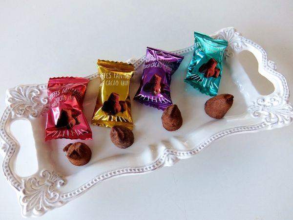 コストコで買った チョコレート 商品 マセス マセズ トリュフ アソート 円 アソート Mathez