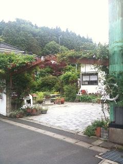 ガーデンカフェ タイム