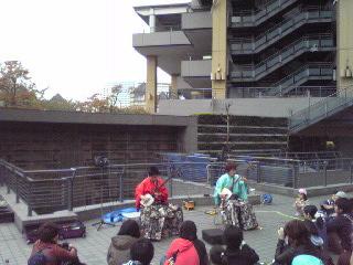 ヨコハマ大道芸2012・セ三味ストリート