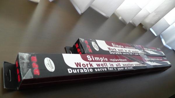 DPR エアロワイパー パッケージ