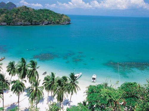 ホテル サムイ島
