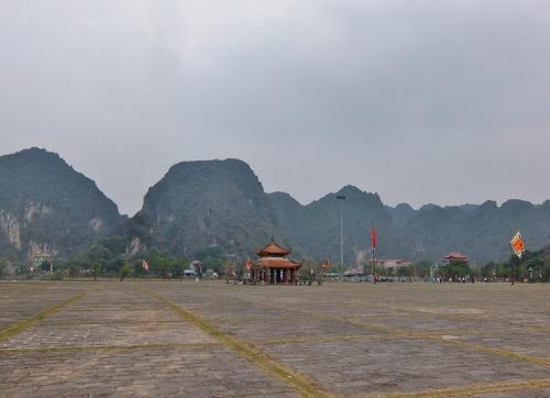 ベトナム 古都 ホアルー 世界遺産 チャンアン ニンビン