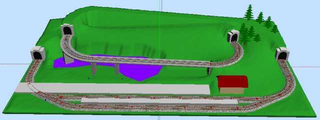 scarm 鉄道 模型