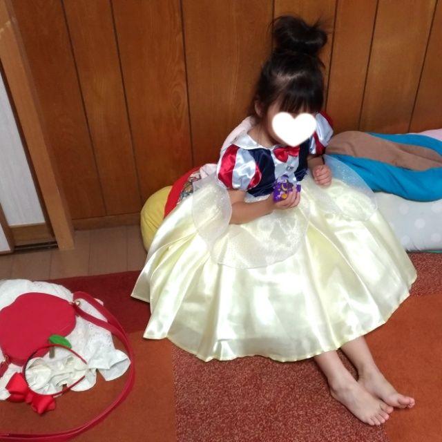 50255a194114e  着画 白雪姫 リトルプリンセス