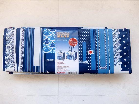 コストコ ブログ コショッピング バッグ 日本限定 JP 638円 COSTCO Reusable shopping bags  Keep Cool