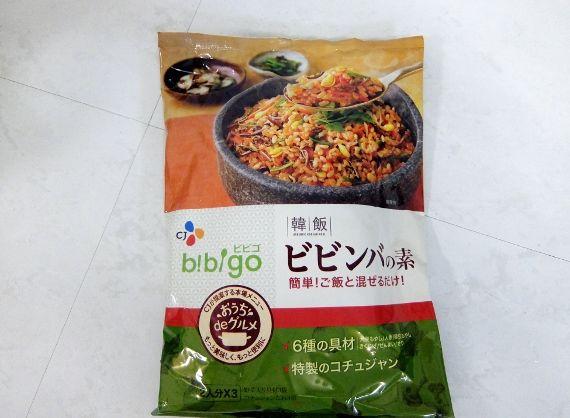 コストコ CJ ビビンバの素 3P 798円 行 買 商品 コストコ食材 新商品