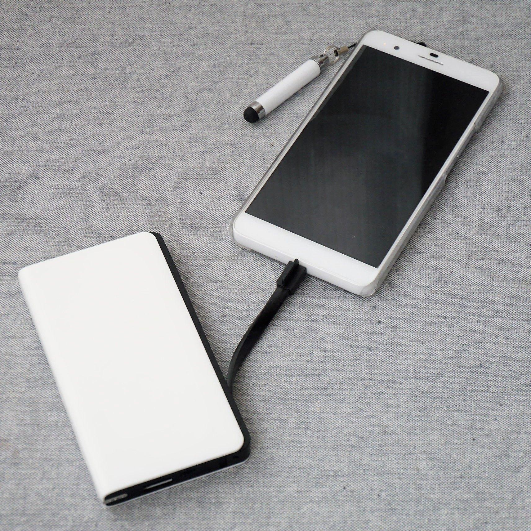 モバイルバッテリー_給電
