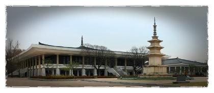 キョンジュ博物館1