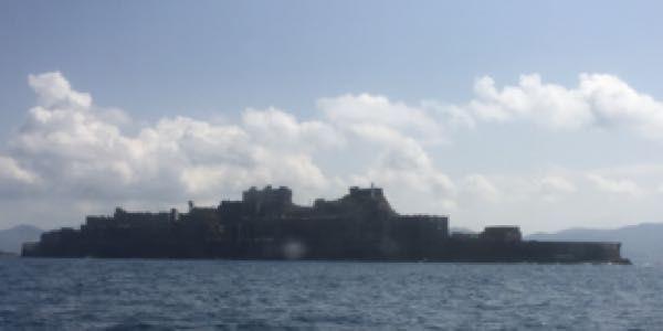 軍艦島端島クルジングツアー