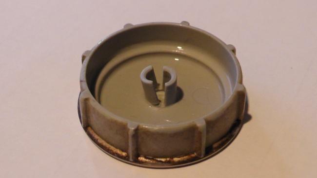ポップアップ排水栓のボタンが壊れる