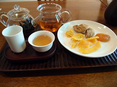お茶請けとお茶