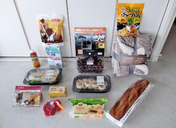 コストコへ行きました レポ ブログ 商品 値段 円 買い物