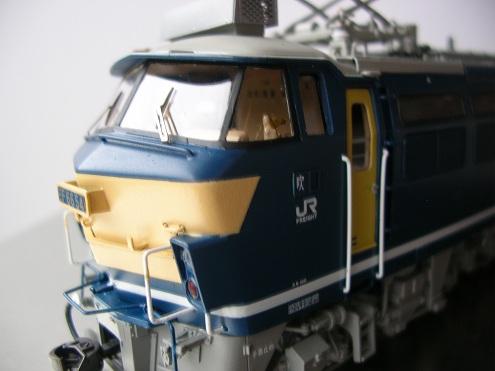 EF66 ムサシノモデル
