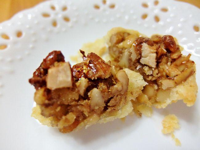 タイニーマフィン Tiny Muffin Pecan Tarts ピーカン タルト ナッツ