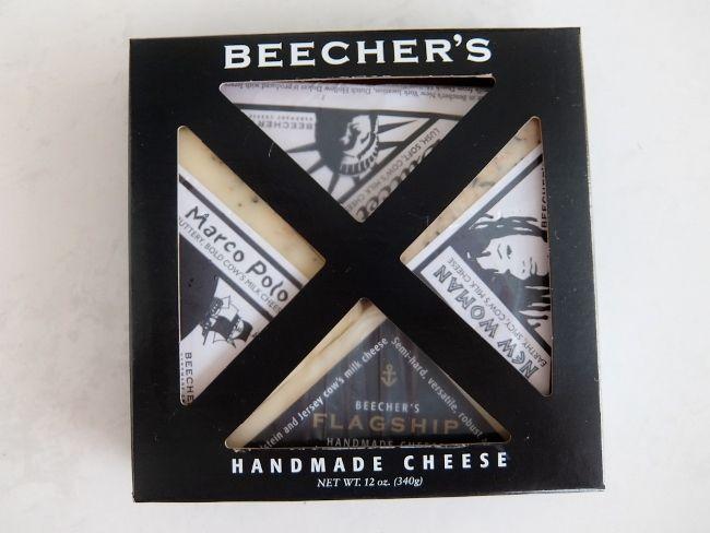 Beecher's Sampler4 円 ブッチャーズ チーズ コストコ