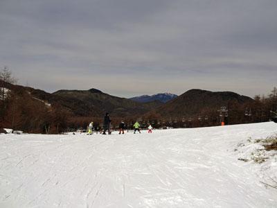 湯の丸スキー場1