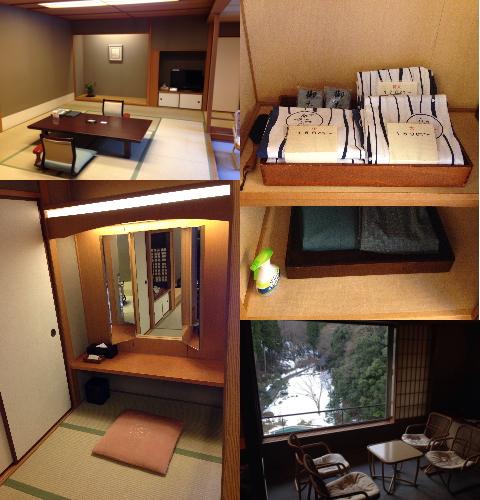 客室@西村屋ホテル招月庭