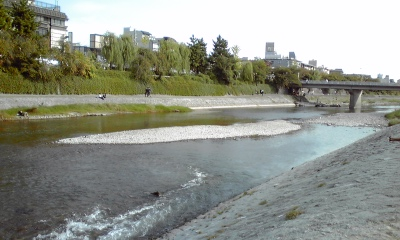 多摩加茂川