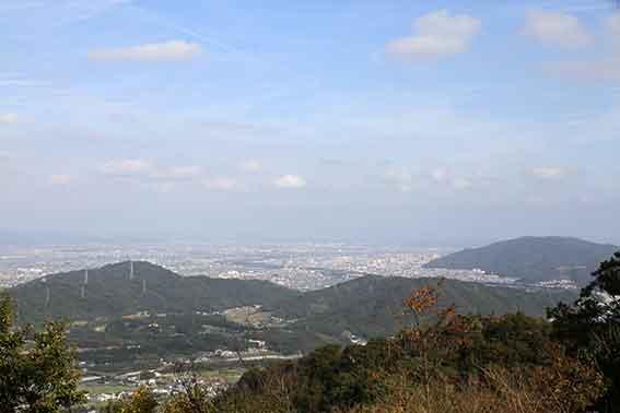 神山森林公園の「紅葉祭り」-7♪
