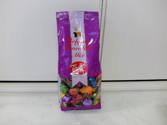 コストコ チョコレートミックス 960g 1,498円也  トレファンの ベルギーチョコレートミックス