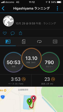 マラソン練習会17102902