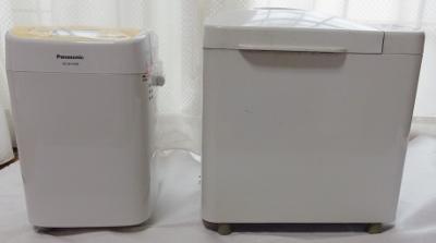 ホームベーカリーSD-BH1000-Y MKと大きさ比較.jpg