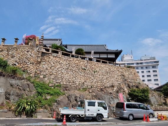 鞆の浦 福禅寺対潮楼