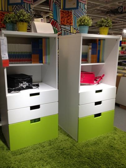 IKEA STUVAシステムの棚