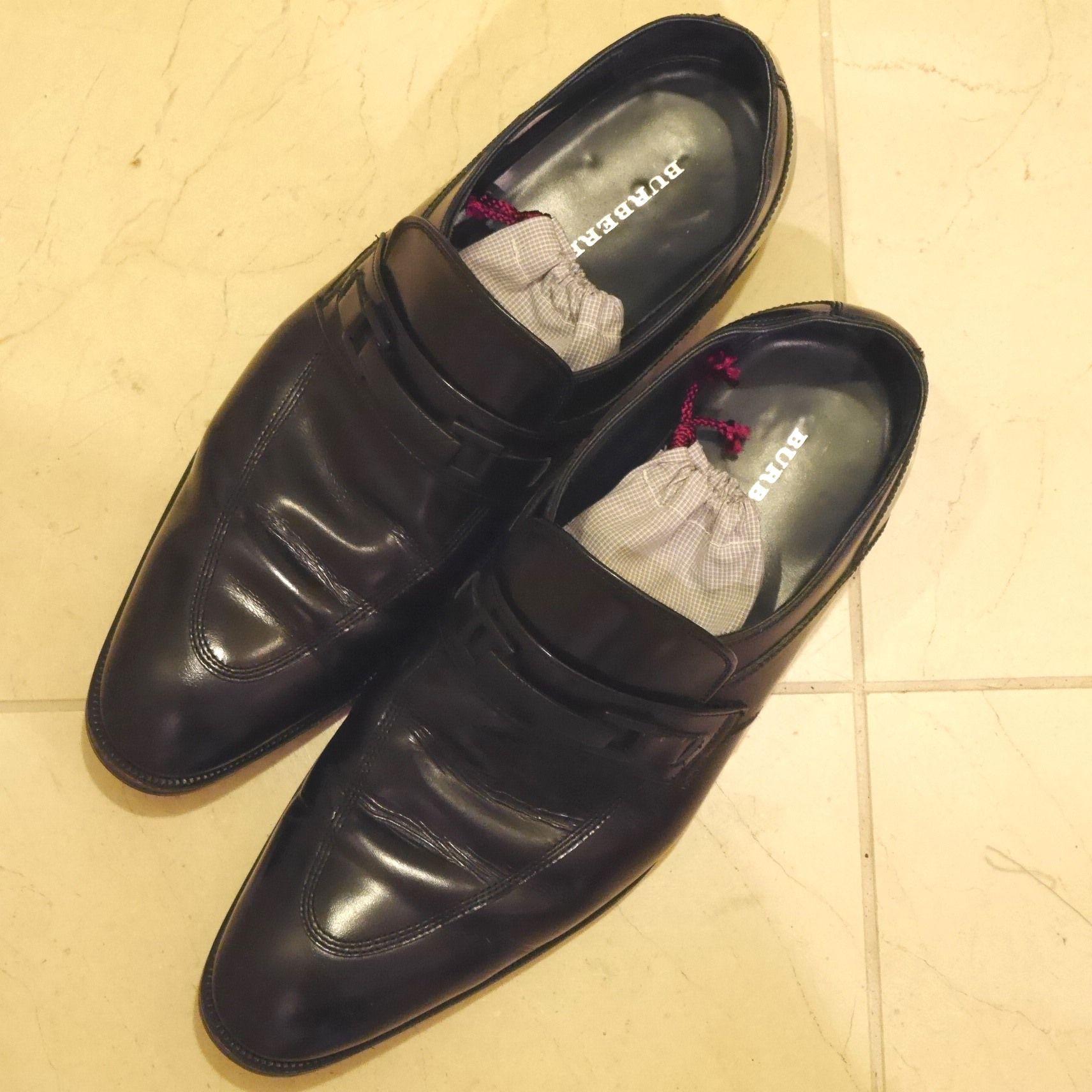 シューキーパー_メンズ革靴_奥