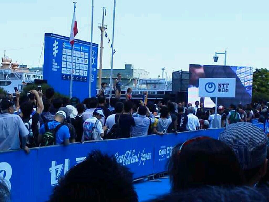 2014横浜トライアスロン2