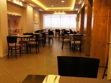 Montefeori の食堂