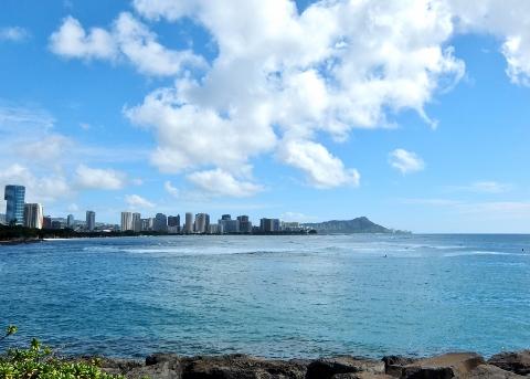 53 セレブ レストラン ハワイ オアフ島 カカアコ ウォーターフロント パーク Kakaako Waterfront Park