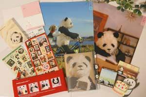 PANDA panda LIFE***グッズ