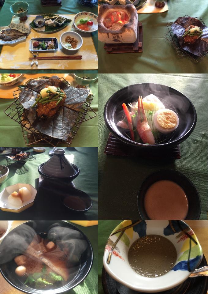 朝食@八ツ三館