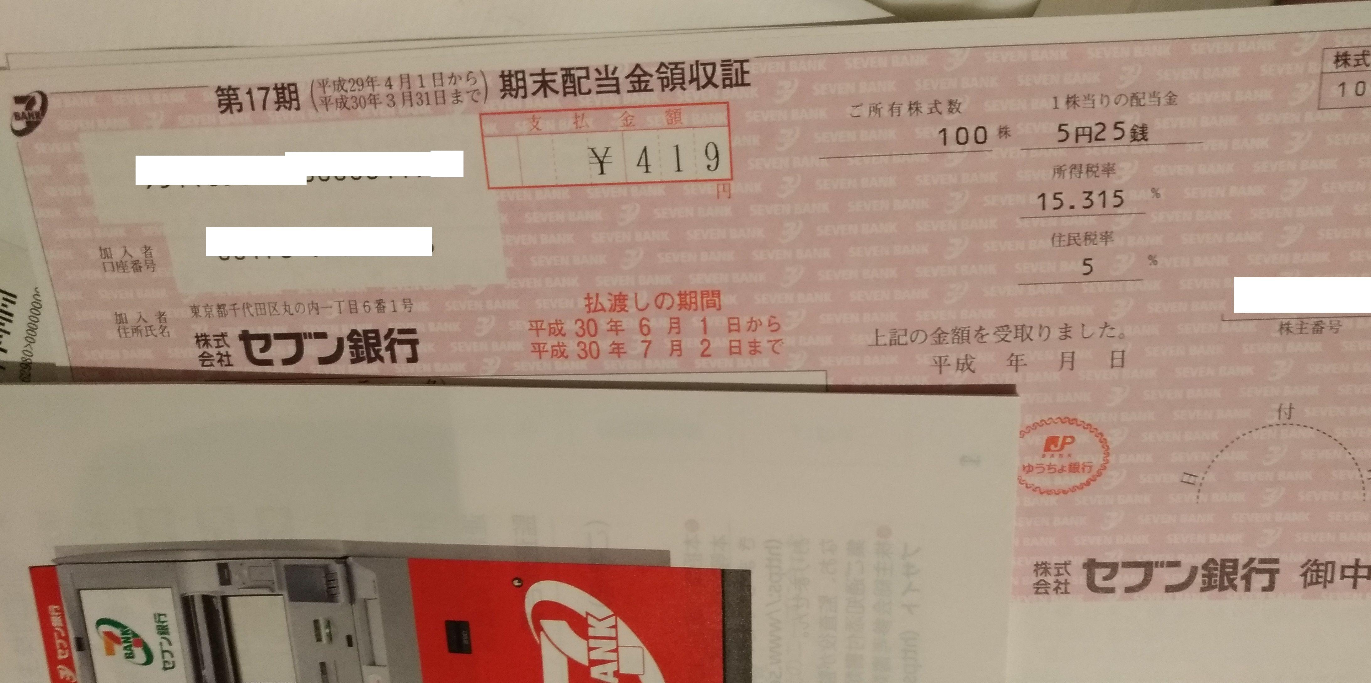 三菱ufj 配当 権利確定日