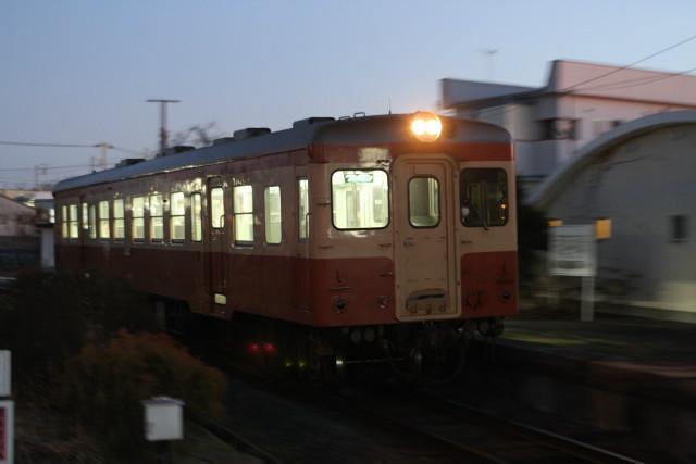 ひたちなか海浜鉄道 イルミネーション点灯2