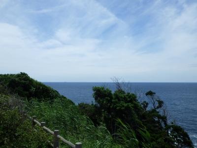 南紀旅行2015年6月上旬6 熊野枯木灘県立自然公園