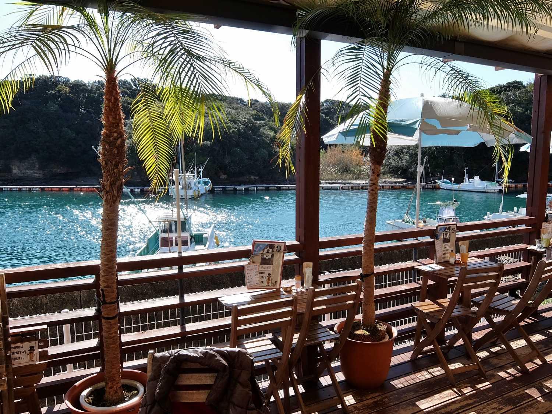 かげろうカフェ 南紀 白浜 和歌山 ホット ブログ