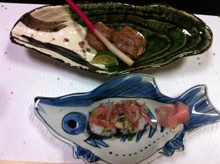 天作の夕食5